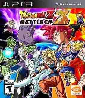 Descargar Dragonball Z Battle Of Z [MULTI][Region Free][FW 4.4x][DUPLEX] por Torrent